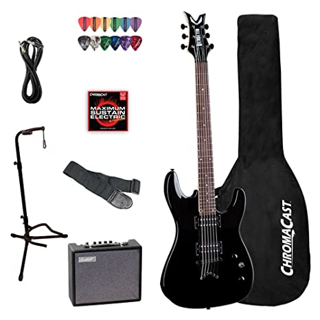 Dean Guitars Vendetta Classic negro (vnxm-cbk) guitarra eléctrica ...