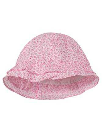 Absorba Pink Floral Sun Hat 49CM  Absorba  Amazon.co.uk  Clothing e8fdbb47ecac
