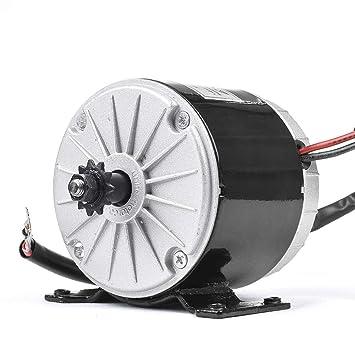 MY1016 24 V 250 W 350 W cepillo DC motor, imán permanente DC ...