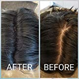 Dexe Black Colored Hair Building Fibers