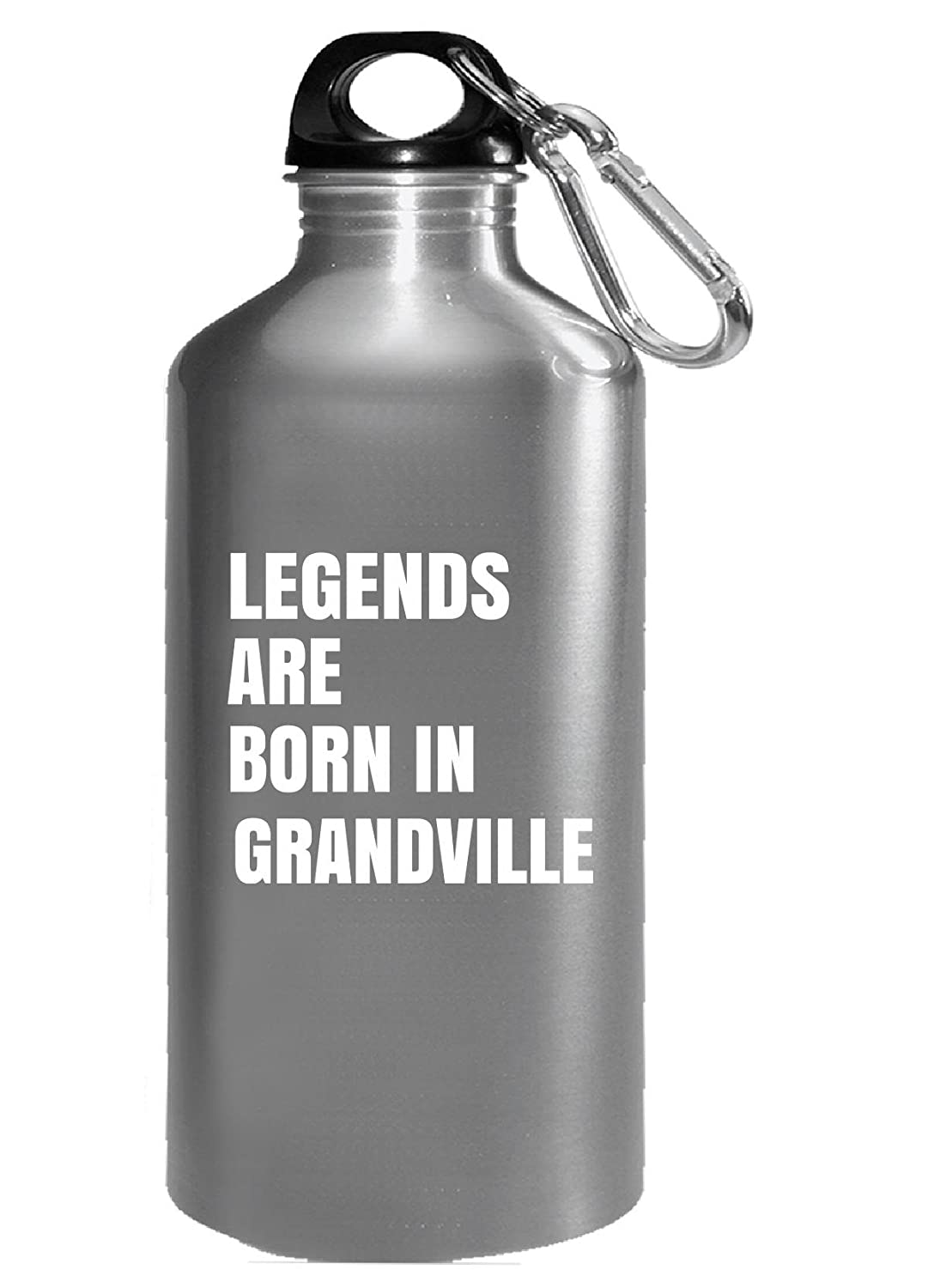 Legends Are Born In Grandville Cool Gift - Water Bottle