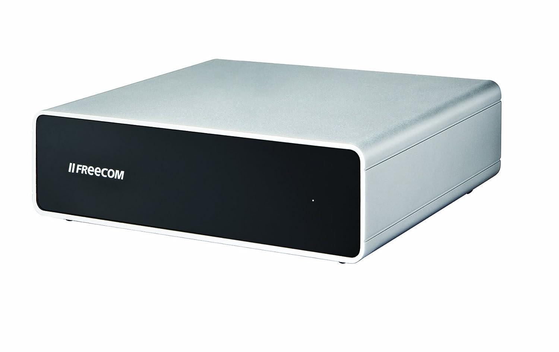Freecom 56243 4TB Quattro eSATA/FireWire800/USB 3.0 3.5 Inch ...