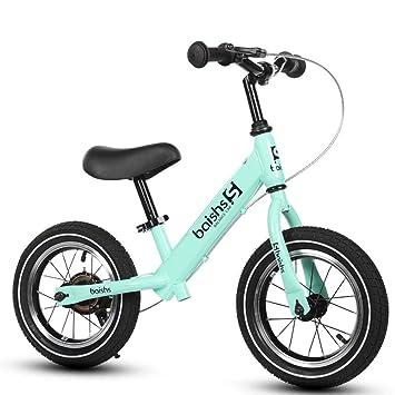 Equilibrio Bicicleta sin Pedales Bicicleta 2, 3, 4, 5, 6 años de ...