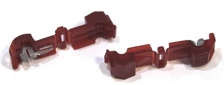 Conectores de Cable terminales conexi/ón Robot cortac/ésped genisys Robomow Comp Original 3M Scotchlok Contenido:5x314 Impermeable