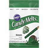 Wilton Dark Green Candy Melts, 12 Ounce