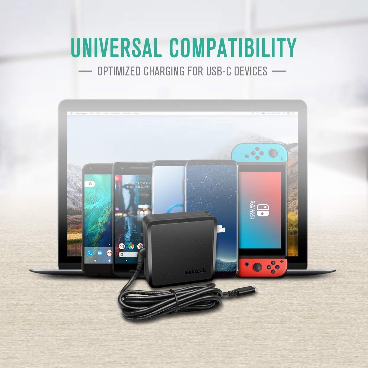 Tabletop Accessories Charger & Service Plates iPad Pro Foldable ...