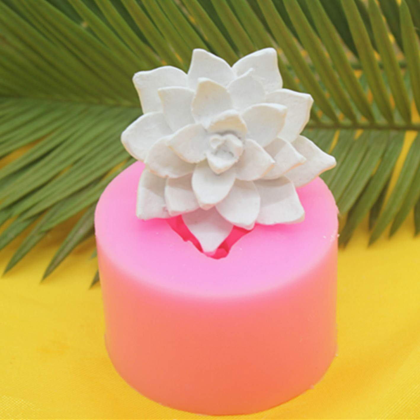 Silicone Resin Clay Molds Handmade Resin Mold Polymer Clay Flower Fondant Mold Sugar Craft Mold