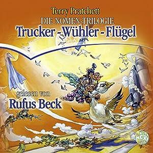 Trucker / Wühler / Flügel (Die Nomen-Trilogie) Hörbuch