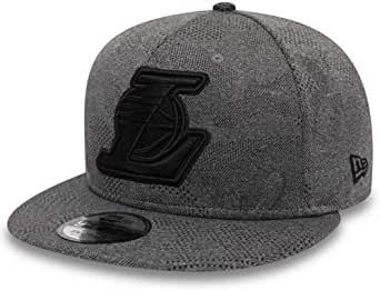 New Era Gorra 9Fifty NBA Los Angeles Lakers Engineered Plus Gris M ...