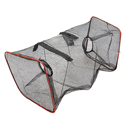Fishing - Fishing Trap Cast Net Crawfish Minnow Bait Fish Crawdad Shrimp  Traps Small - For - 1PCs