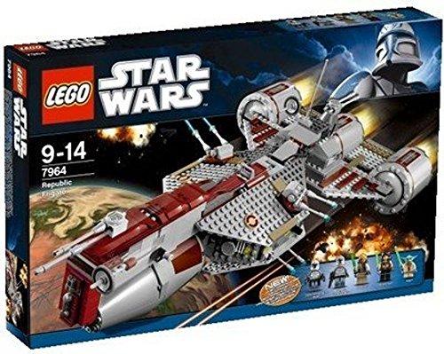 Lego Star Wars Republic Frigate 7964 - 2011 Release ()