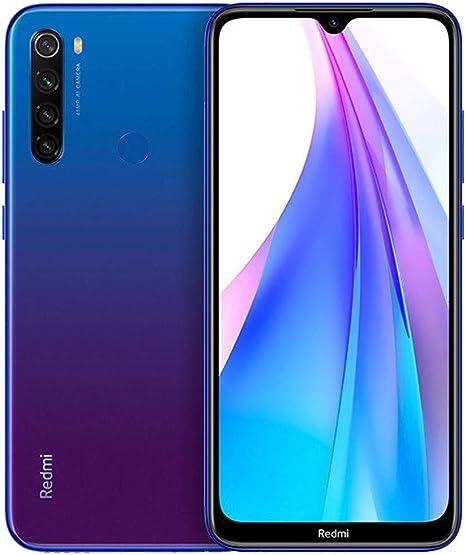 Xiaomi Redmi Note 8T - Smartphone, 4GB RAM 128GB ROM, Color Azul: Amazon.es: Electrónica