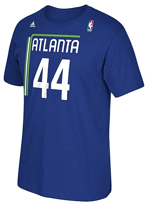 adidas Pete Maravich Atlanta Hawks NBA Soul Swingman Player – Camiseta, ...