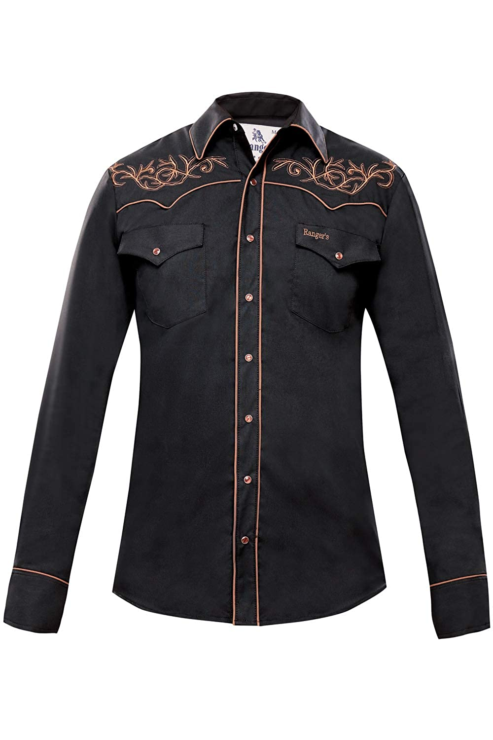 09383b2d5d8 Ranger s Western Shirt - Toro Bravo 013CA01 at Amazon Men s Clothing store