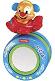 Fisher Price - Perrito Gateos Divertidos, juguete con sonido (Mattel Y4261)