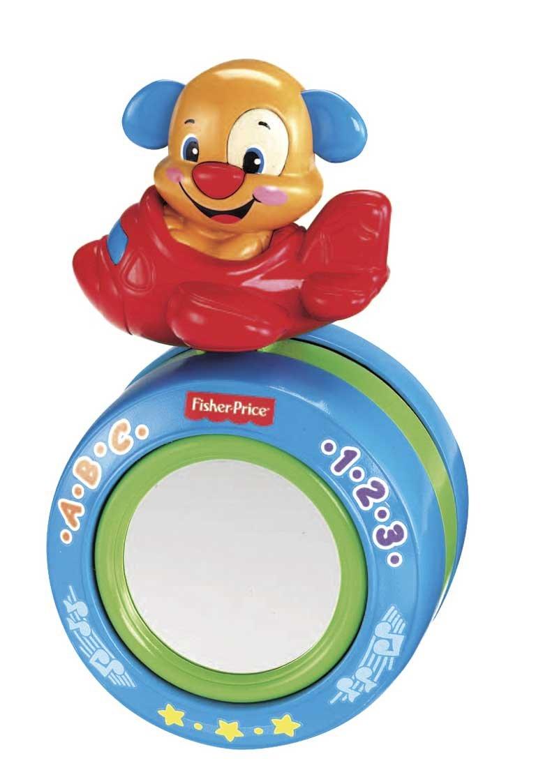 Fisher Price Perrito Gateos Divertidos juguete con sonido Mattel Y