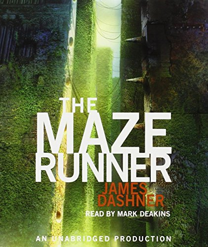 The Maze Runner (Maze Runner, Book One) (The Maze Runner Series) by Dashner, James/ Deakins, Mark (NRT)