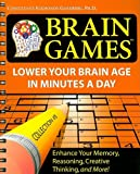 Brain Games Collection #5, Elkhonon Goldberg, 1412795214
