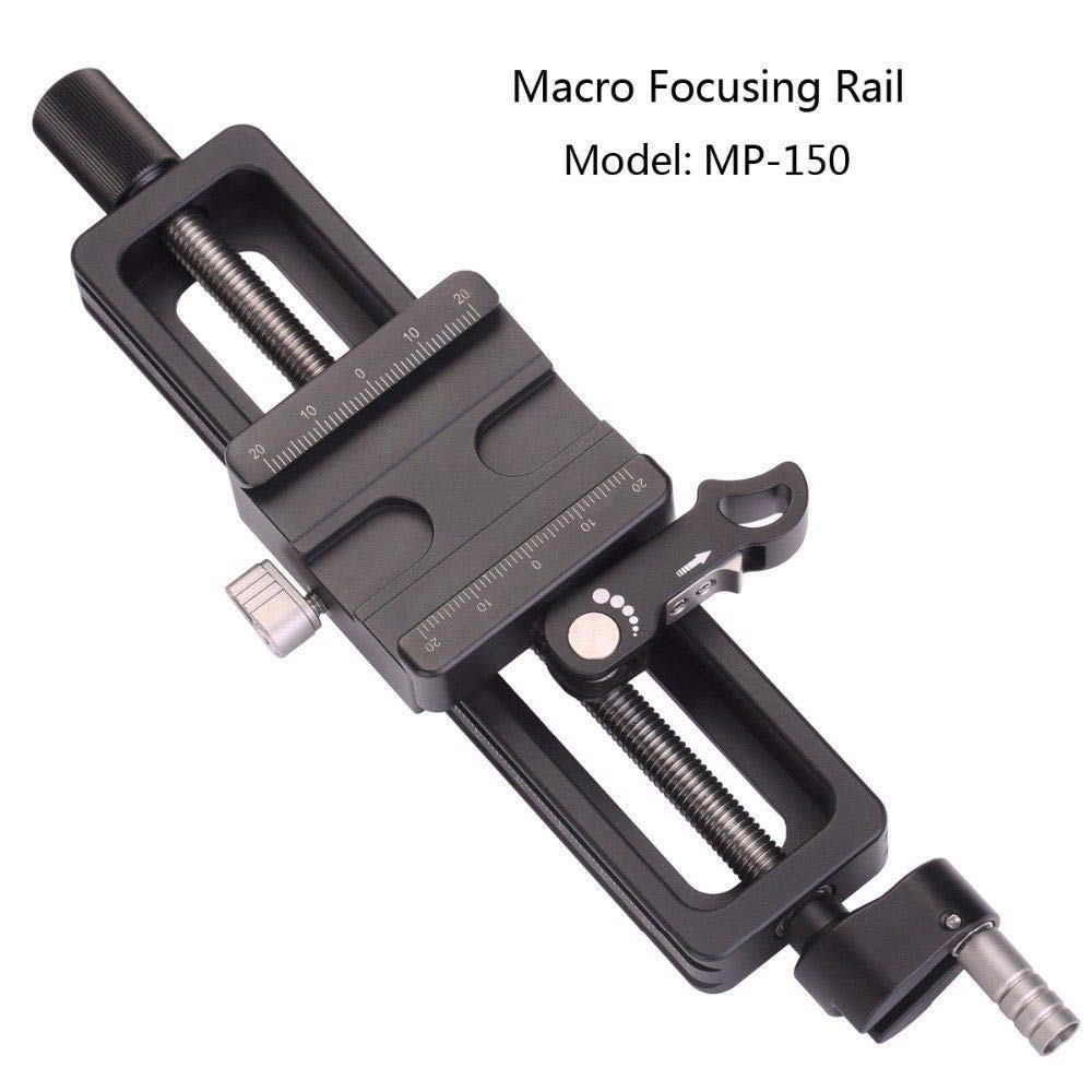 Leofoto MP-150 マクロフォーカシングプレート   B07H4GCLW2