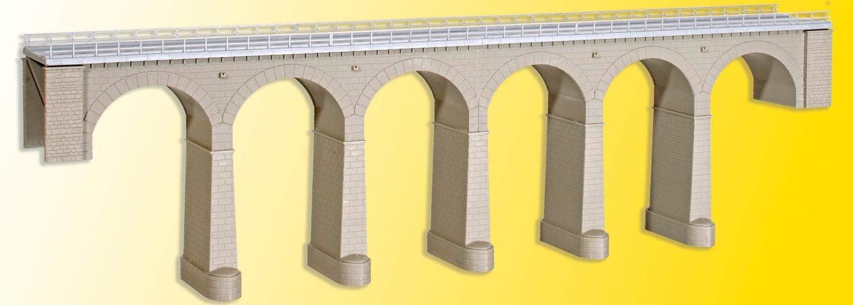 Single Track 24-13//16 x 3-1//8 x 6-11//16 63 x 8 x 17cm Stone Viaduct Kit