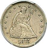 1875 S 20-Cent Pieces Twenty Cent Piece VF35 PCGS