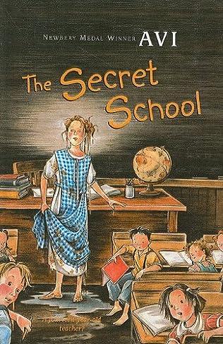 book cover of The Secret School