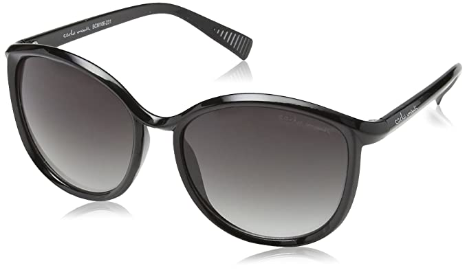 Womens SCM112-242 Latina Oval Sunglasses Carlo Monti 1FMHb