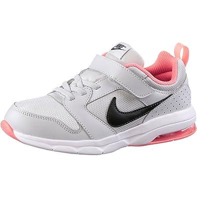 sale retailer de570 d84be Nike , Baskets pour Fille - Gris - Grigio (Pure PlatinumAnthraciteLava