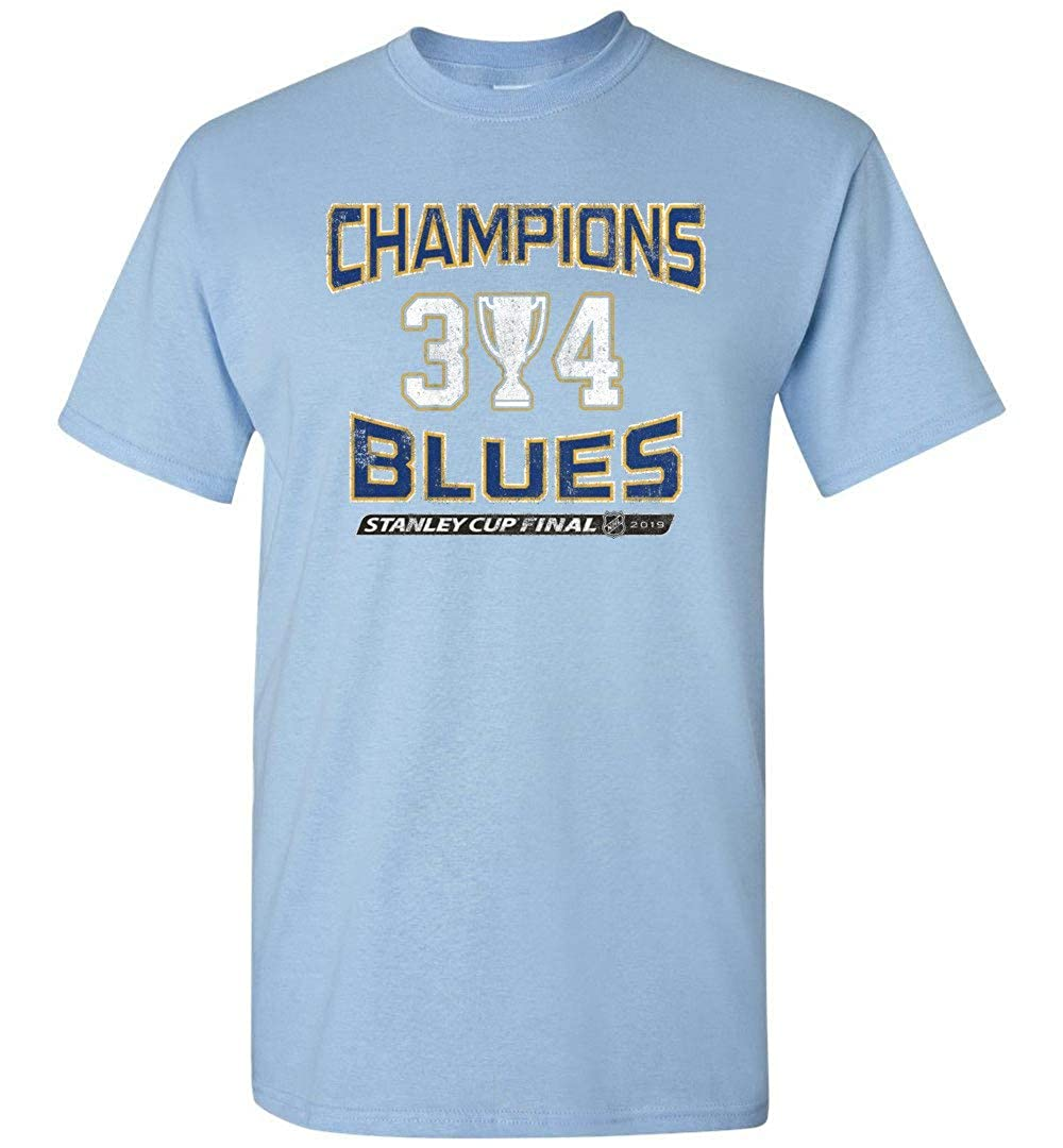 #314 3 Cup 4 Saint Champion Cup 2019 T-Shirt