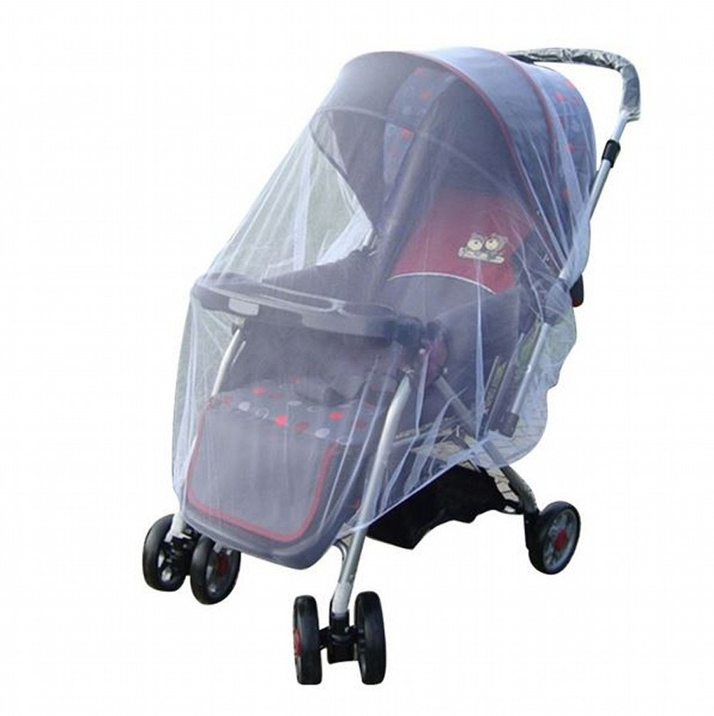 Mosquito Net. Baby Infant Insect Net for Pushchairs, Buggies, Baby Car Seats, Moses Basket, Prams and Travel Cots ARUNDEL SERVICES EU