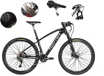 Bicicleta Todoterreno Juvenil, Adecuada para Altura De 155-170 Cm ...
