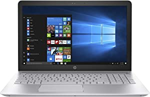 HP Pavilion 15.6-inch FHD 1080P Laptop PC, Intel Core i7 Processor, 12GB Memory, 1TB Hard Drive, Backlit Keyboard, Webcam, Bluetooth, USB 3.1, Windows 10 (Renewed)