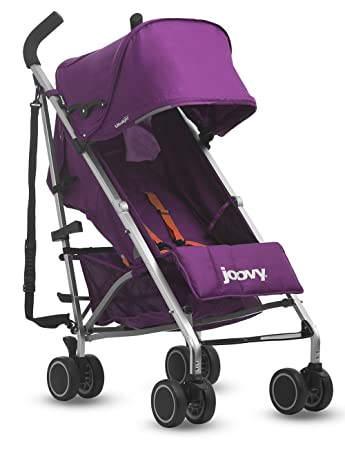 Amazon.com : Joovy Groove Ultralight Umbrella Stroller, Purpleness ...
