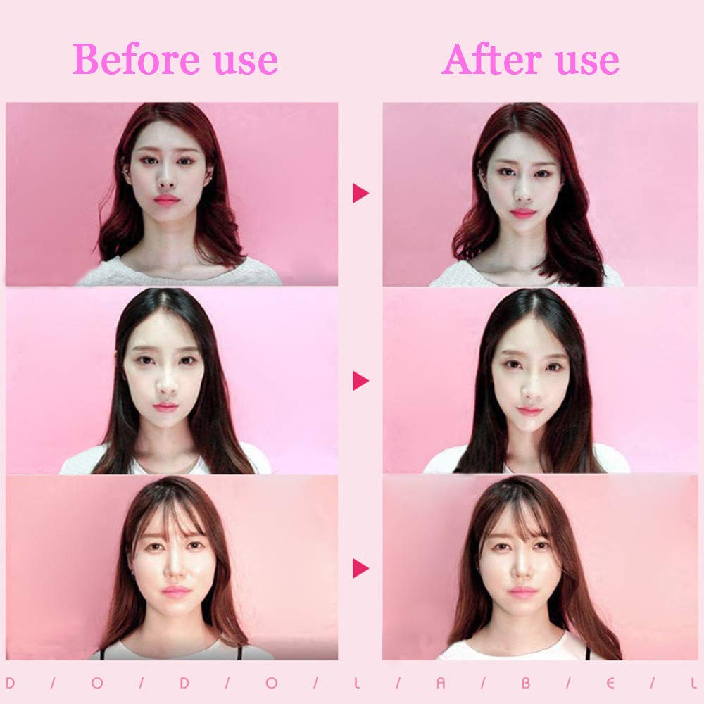 50pcs/set Face Sticker Thin Face Stick Face Invisible Sticker Lift Tools Makeup by Sannysis (Image #5)