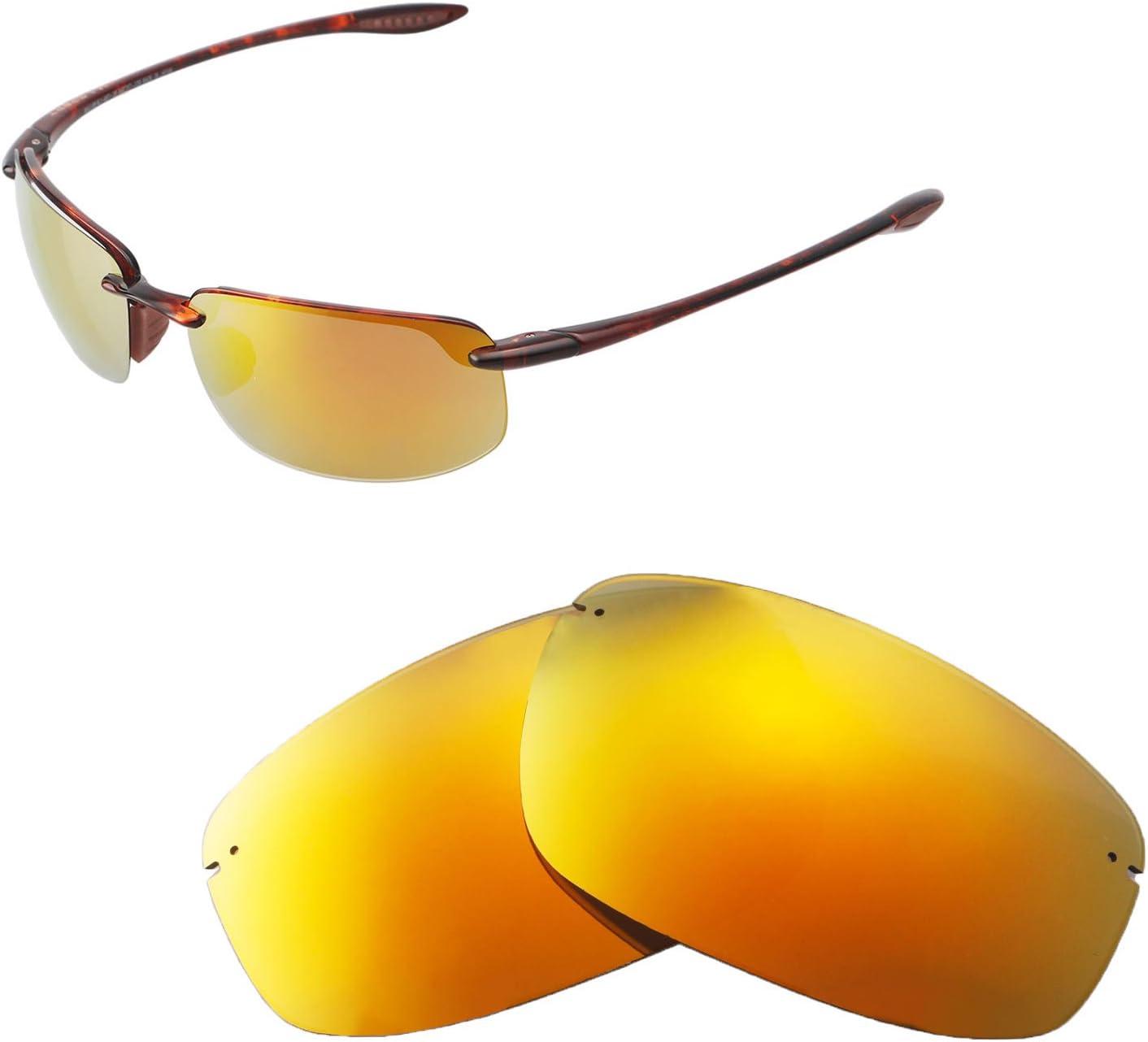 SFX Replacement Sunglass Lenses fits Maui Jim Kipahulu MJ279 59mm Wide
