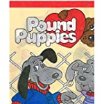 Pound Puppies Vintage 1986 Paper Table Cover 1ct