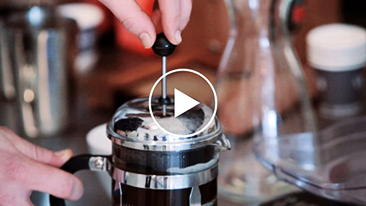 how to use a french press wikihow
