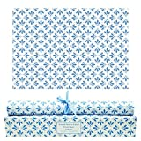 LA BELLEFÉE Scented Drawer Liners, 6-Sheets Scent Paper Liner (Fresh Linen)