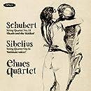 Schubert: String Quartet No.14; Sibelius: String Quartet Op.56