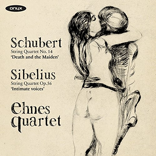 Schubert: String Quartet No.14; Sibelius: String Quartet Op.56