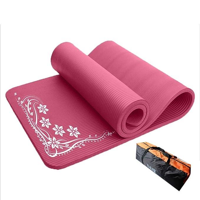 Yoga Mat Ultra 20 mm de Espesor de Alta Densidad Resistente ...