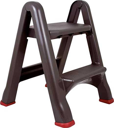 Marvelous Curver Two Step Stool By Curver Amazon Co Uk Diy Tools Ocoug Best Dining Table And Chair Ideas Images Ocougorg