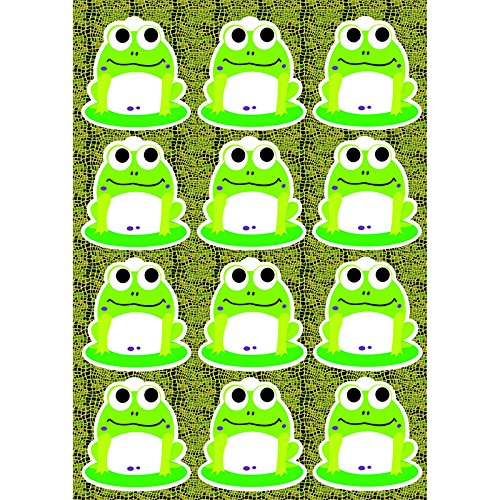 (Ashley Productions Frogs Die-Cut Magnet)