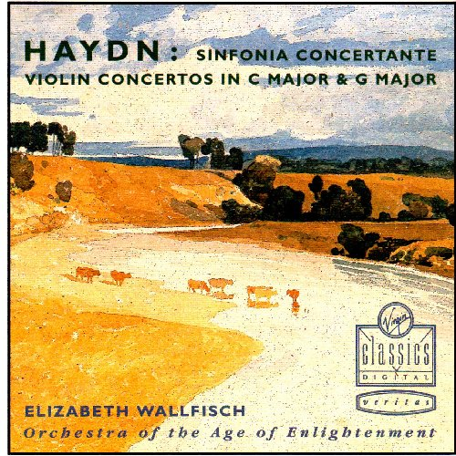 Haydn: Sinfonia Concertante / Violin Concertos - Orchestra of the Age of Enlightenment