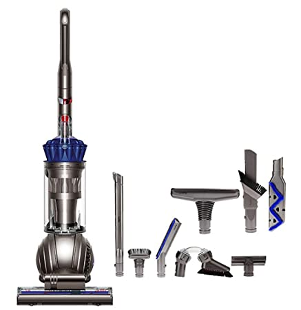 Dyson Ball Formerly DC65 Allergy Complete Upright Vacuum with 7 Tools – HEPA Filtered – Corded