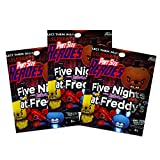 Set of 3: Funko Pint Size Heroes 1.5 inch Vinyl Figure Blind Pack - FIVE NIGHTS at FREDD'S - Pint Size Heroes Newest Line of Collectible Vinyl Figures with a Funko Touch