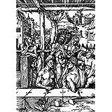 Albrecht Durer: The Men's Bath. Fine Art Print/Poster. Size A3 (42cm x 29.7cm)