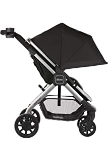 Diono Quantum Smart Seat Multi Mode Stroller Black