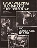 img - for Basic Welding Techniques: Arc, Oxyacetylene, Tig and Mig book / textbook / text book