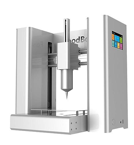 Amazon.com: FoodBot Food - Impresora de chocolate 3D con ...